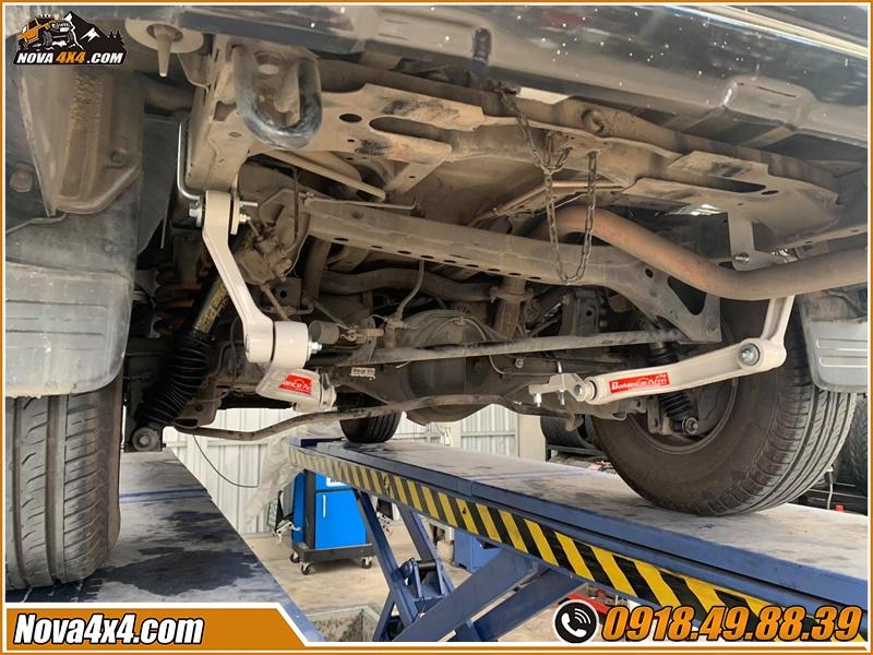 Độ thanh cân bằng xe bán tải 2021 Balance Arm JS1 ở Sài Gòn